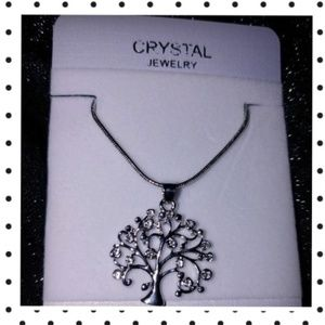 "Jewelry - ""Tree of Life"" Pendant Necklace"
